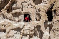 Bandelier National Monument New Mexico