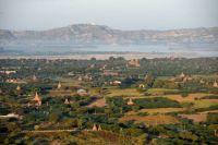 Morning in Myanmar