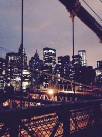 Brooklyn from bridge
