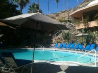 Palm Springs Tennis Club Pool