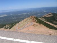 Pike's Peak, CO