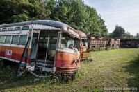 Trolley Graveyard 2