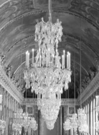 Chandelier for Mary