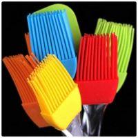 Colourful Kitchen Basting Brushes