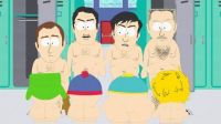 South Park Hit the Showers