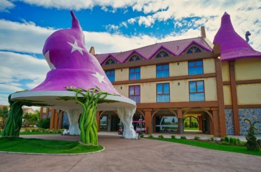 Gardaland Magic Hotel, Italy