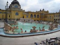 Thermal Pool - Budapest