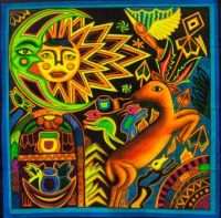 Visionary Peyote UV Artwork