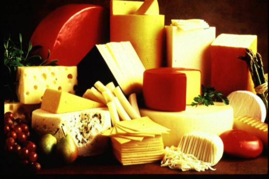 June 4 - National Cheese Day (U.S.) - Enjoy