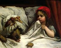 Little Red Riding Hood - Gustave Doré