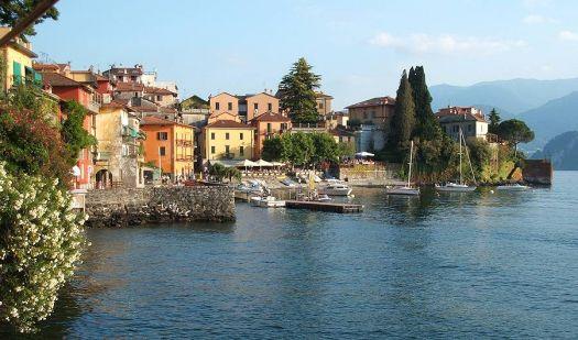 Lake at Como, Italy - magnifico!