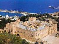 Greece - Island of Rhodes - Medieval citadel