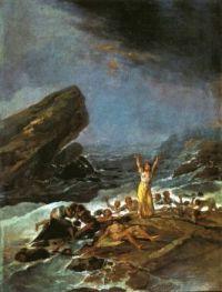 Goya - The Shipwreck (1794)