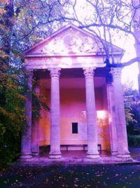 Sydney Gardens, Bath.