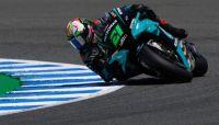 Italian Rider Franco Morbidelli