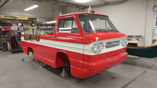 1961 Chevrolet Corphibian - Lane Motor Museum