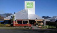 Indoor climbing and training centre Turangi, North Island, New Zealand