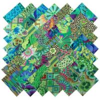 "Charm Squares in 5"" Packet - Kaffe Fassett"