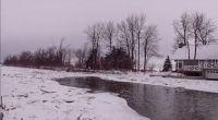 Ice Break Up in Beaverton