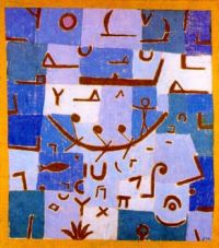 Legend of the Nile (Paul Klee)