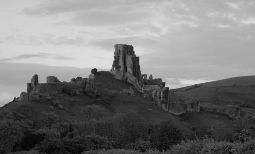 corfe castle medium