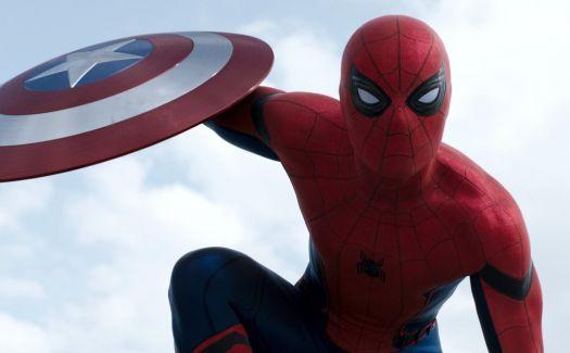 Spiderman - Ton Holland
