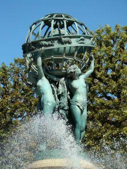 Fountaine de l'Observatoire - Paris