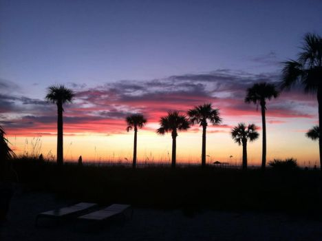 Sunset St. Pete Beach, FL