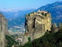 Monastery of Agia Triada, Meteora, Greece