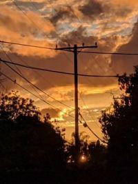 tonights sky
