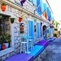 Colours of Alacati Turkey