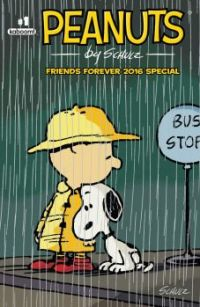 Peanuts: The Bus Stop