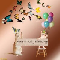 Happy (belated) Birthday Vera!!