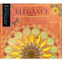 LANG 2015 Wall Calendar Elegance