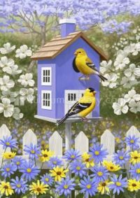 Goldfinch Garden Home