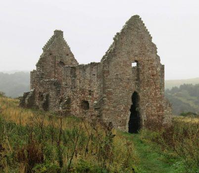 Chrichton Castle Stable Block 1850's