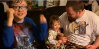 Family Dancing! (Video)
