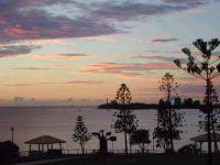 Sunrise at Mooloolaba, Queensland