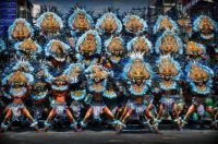 Dinagyang Festival in Iloili City, Philippines
