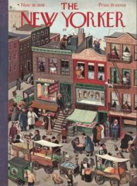 Themes Vintage Illustrations/pictures - The New Yorker Cover 1939
