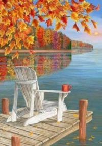 Lakeside Chair Relaxation
