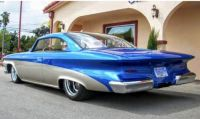 1961 Plymouth Fury!   Bandit..