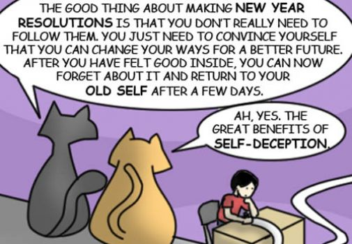 New Year's Resolutions - 4