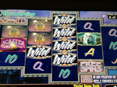 Playing the Slots @ the Casino
