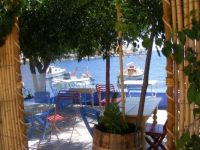 another cafe view, Symi