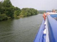 Cruising the River Main Germany