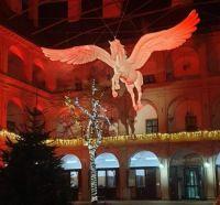 Advent in Wien - Spanische Hofreitschule