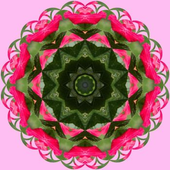New Theme Next Week - Kaleidoscopes, Mosaics, Pretty Abstract Images  (1 Canada Day)