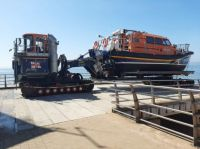 RNLI IN Exmouth
