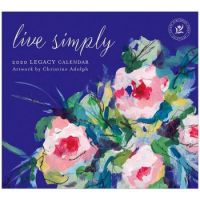 The Legacy 2020 Wall Calendar Live Simply